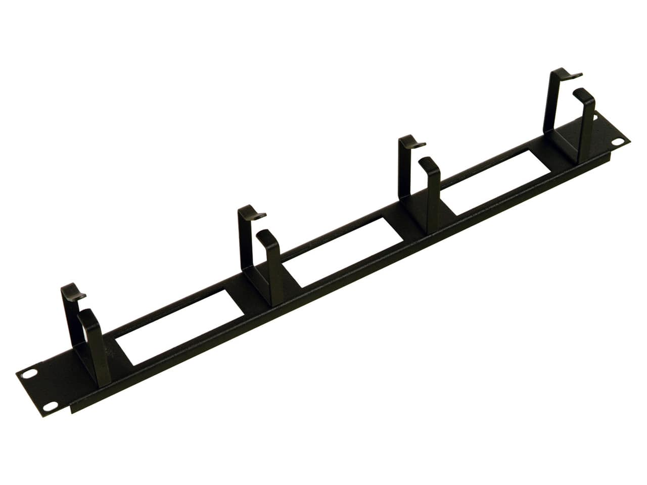 Горизонтальные кабельные органайзеры для 19-дюймовых стоек