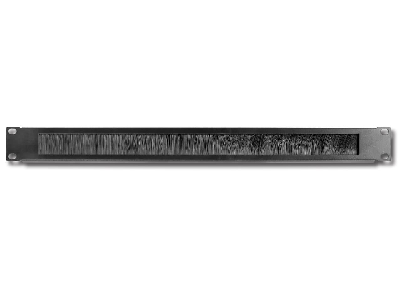 Заглушки с кабельным вводом для монтажных стоек