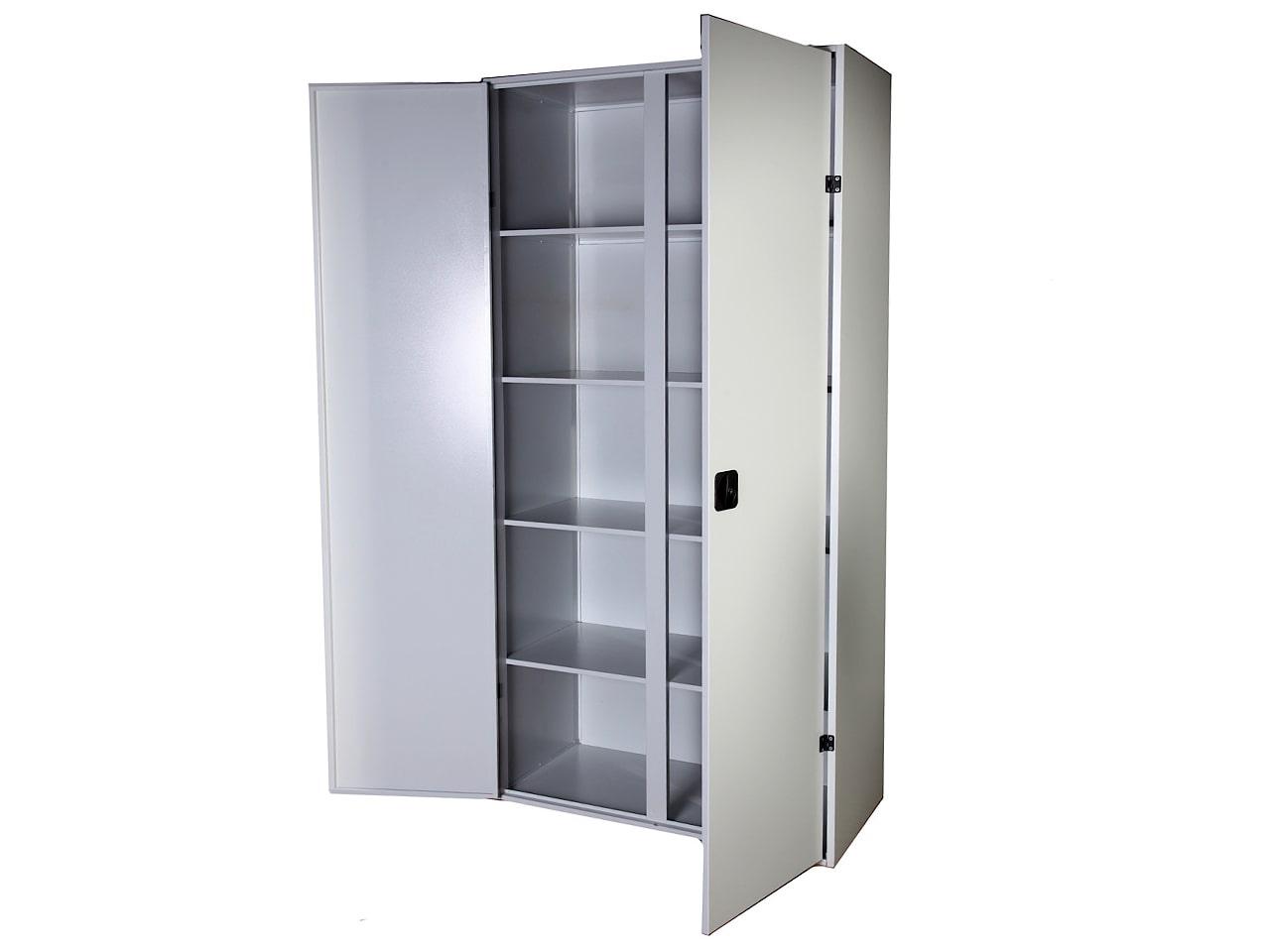 Офисный металлический шкаф для документов
