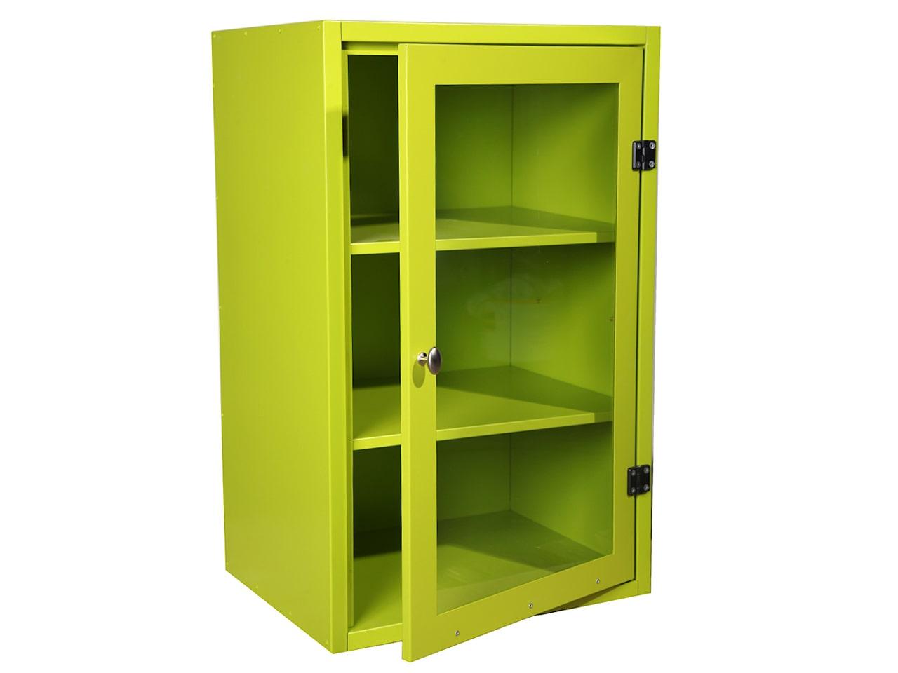 Металлический шкаф для хранения инструмента