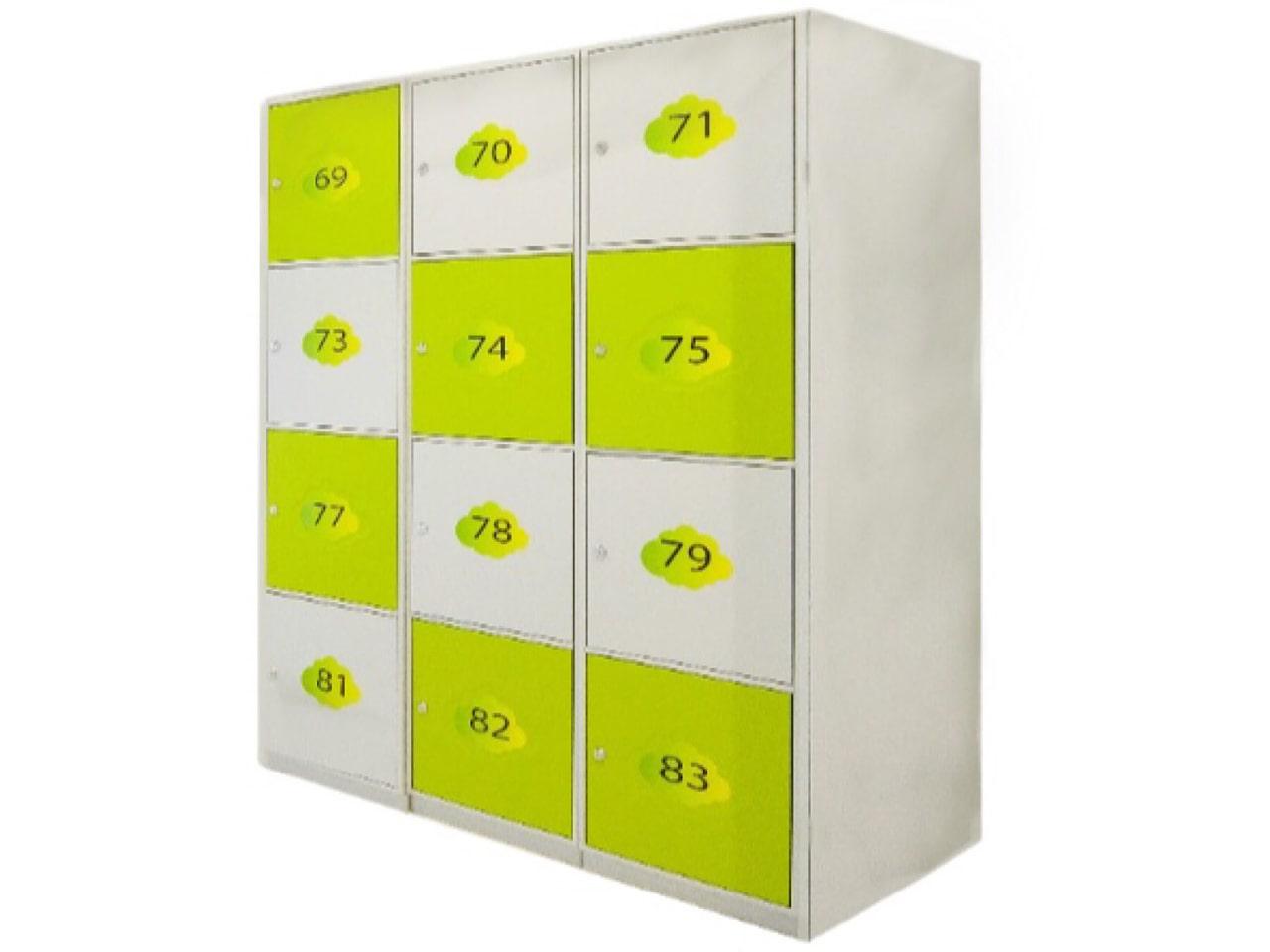 Клиентский шкаф для хранения