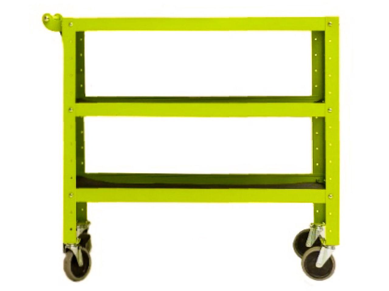 Передвижной стол-тележка для сборки оборудования