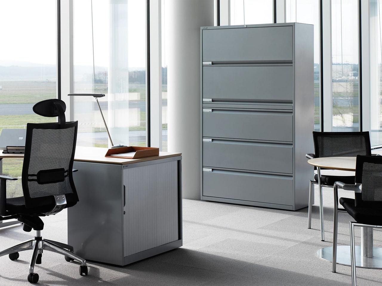 Металлическая мебель для офиса