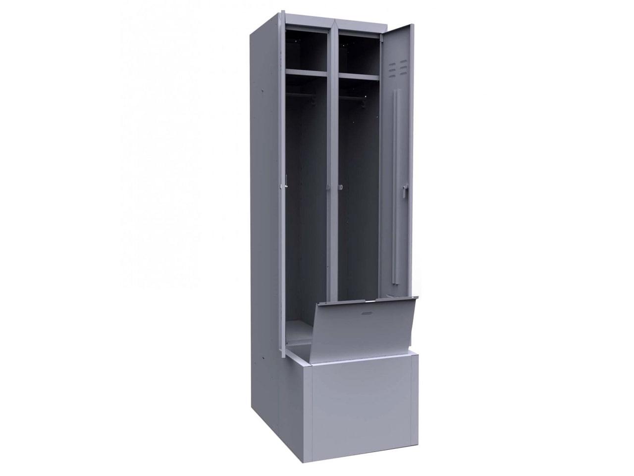 Металлическая мебель для предприятия