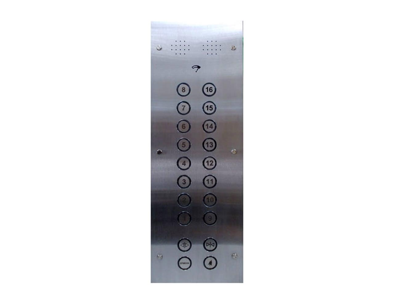 Изготовление лифтовых панелей на заказ