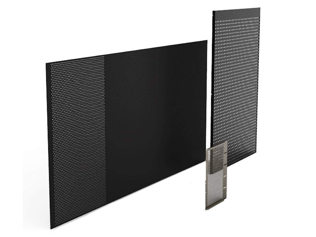 Металлические перфорированные панели на заказ