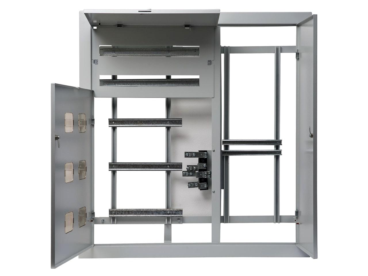 Изготовление металлических этажных щитов ЩЭ