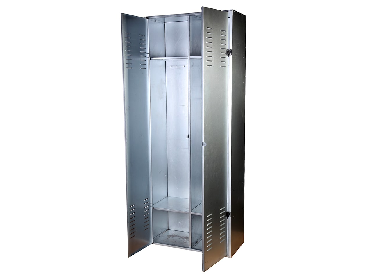 Изготовление металлических шкафов для раздевалок