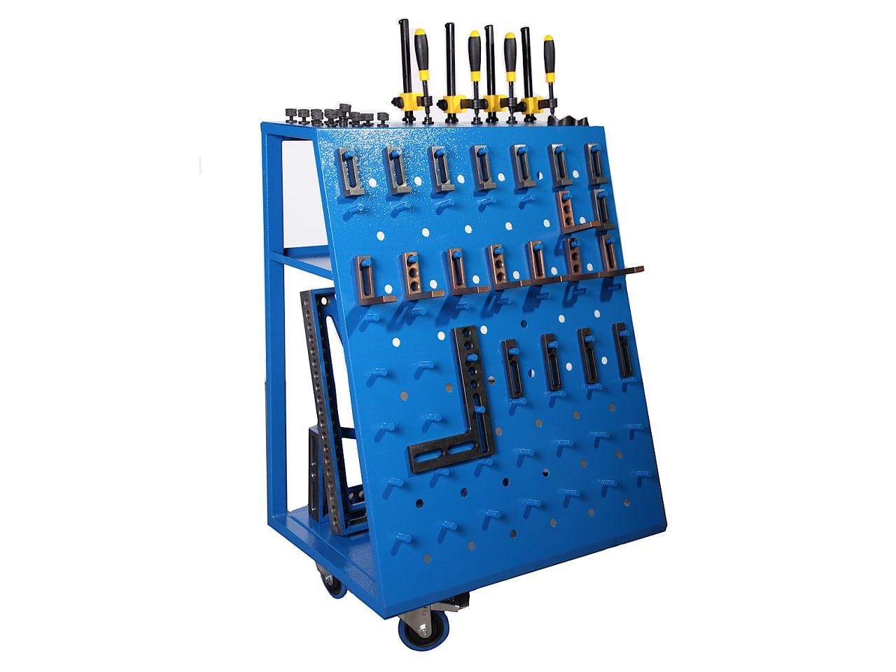 Изготовление тележек для инструмента под заказ