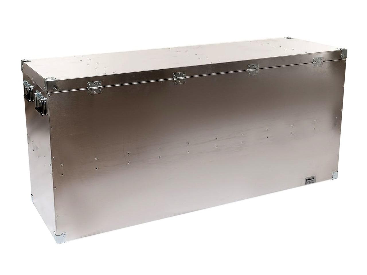 Производство алюминиевых ящиков на заказ