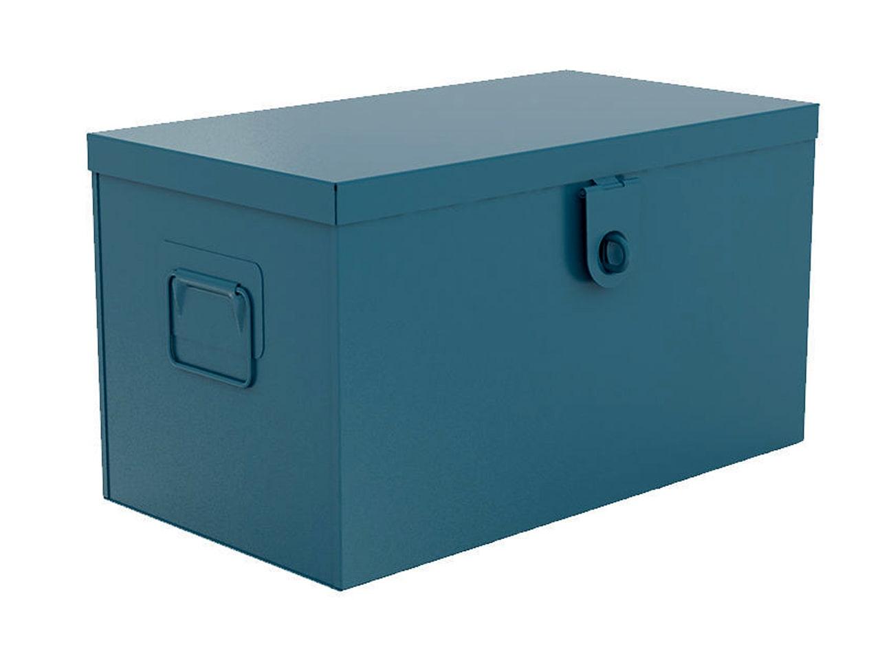 Металлические ящики для хранения
