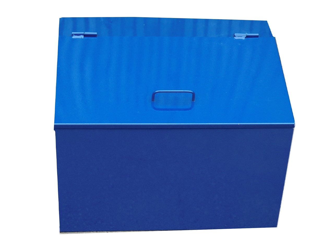 Металлический ящик для технических отходов