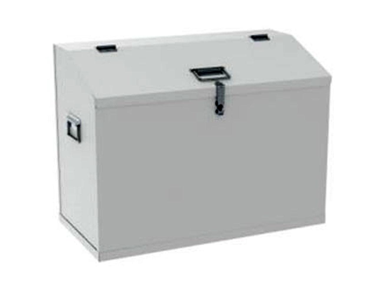 Металлический контейнер для хранения ветоши